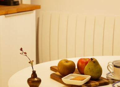 Vases - GUSOKU - Gourd - brass flower vase - NOUSAKU