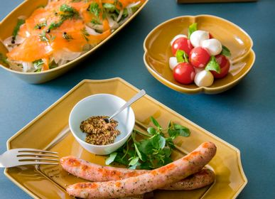 Everyday plates - Emizu-Mizu Tableware - MIYAMA.