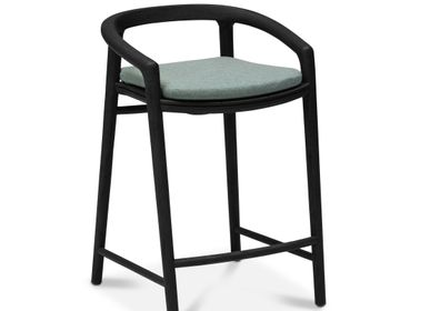 Lawn chairs - Outdoor bar stool Solid - MANUTTI