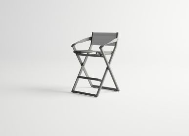 Lawn chairs - VICTUS / Barstool - 10DEKA OUTDOOR FURNITURE
