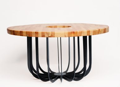 Tables basses - KENZA 01 20 - L'HEVEART