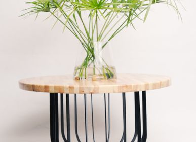 Coffee tables - Coffee table KENZA 01 20 - L'HEVEART
