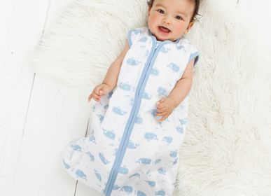 Sleepwear - Summer and winter organic cotton sleeping bag and turbulette - FRESK
