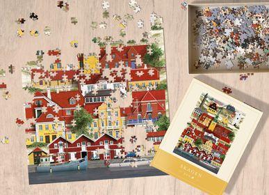 Gifts - Jigsaw puzzle (500 pieces) - MARTIN SCHWARTZ