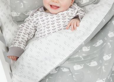 Bed linens - Baby and child bed linen, bed linen and duvet cover in organic cotton - FRESK