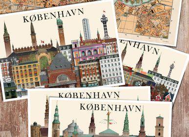 Card shop - postcards - MARTIN SCHWARTZ