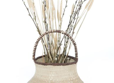 Objets design - Shell and Handle basket - DANYÉ