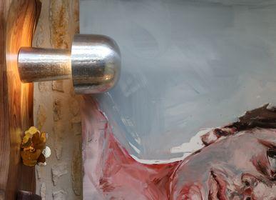 Table lamps - Hammered Hatter - LIGNES DE DEMARCATION
