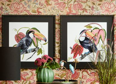 Wall decoration - Framed art: Toco Toucan - G & C INTERIORS A/S