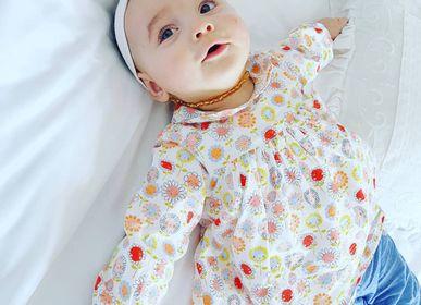 Jewelry - Baby Amber Necklace - Honey - IRRÉVERSIBLE