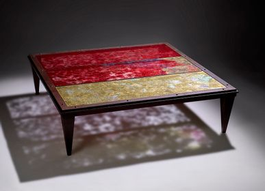 Coffee tables - Cassiopea - GLASS & ART BY F