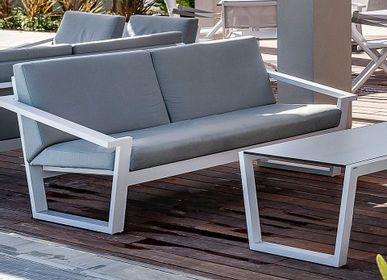 Lawn sofas   - COSTA / Sofa - 10DEKA OUTDOOR FURNITURE