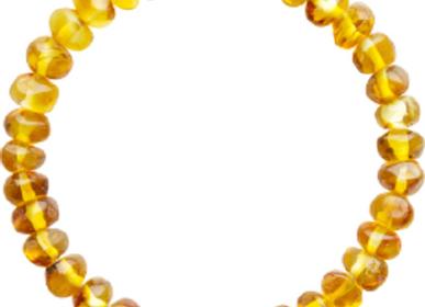 Bijoux - Bracelet Adulte Ambre - Honey - IRRÉVERSIBLE