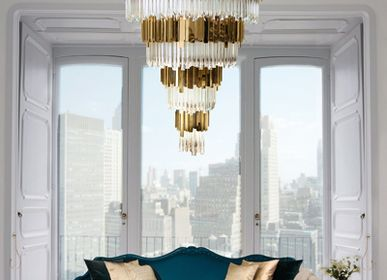 Office furniture and storage - Empire Chandelier - COVET HOUSE