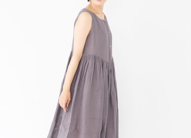 Homewear - CAYA SLEEVELESS DRESS - BAN INOUE