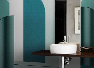Wallpaper - Impression d'Orient Bathroom Wallpaper - LA MAISON MURAEM