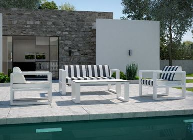 Lawn sofas   - DELAZ / Sofa - 10DEKA OUTDOOR FURNITURE