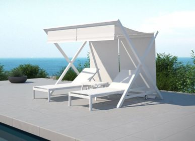 Garden accessories - MILOS / Sunshade - 10DEKA OUTDOOR FURNITURE