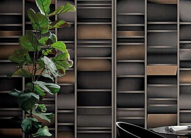 Papiers peints - Papier peint design haut de gamme Twisted - LA MAISON MURAEM