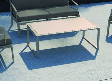 Dining Tables - ORA / Coffee table - 10DEKA OUTDOOR FURNITURE