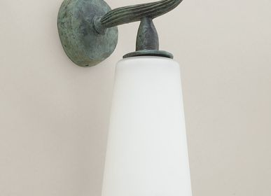 Outdoor space equipments - CANO Outdoor sconce - OBJET INSOLITE