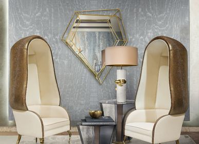 Furniture and storage - Drapesse Armchair  - COVET HOUSE
