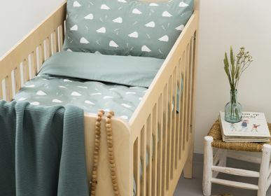 Childcare - Baby and child bed linen, bed linen and duvet cover in organic cotton - FRESK