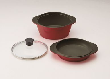 Faitouts - WATERLESS COOKWARE - THE SKATER CO.,LTD.