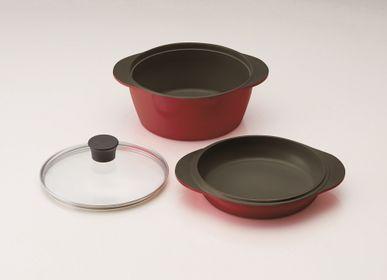 Stew pots - WATERLESS COOKWARE - THE SKATER CO.,LTD.
