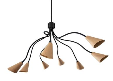 Hanging lights - Dinamico ceiling lamp - BOTACA