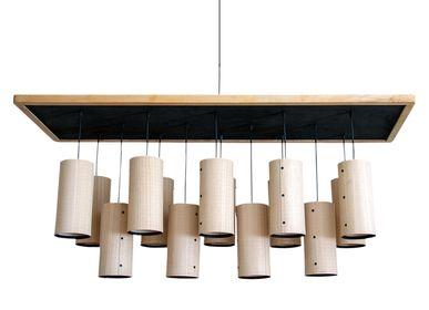 Pendant lamps - Bulbo de Luz ceiling lamp - BOTACA
