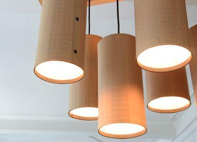 Suspensions - Lampe de plafond Bulbo de Luz - BOTACA