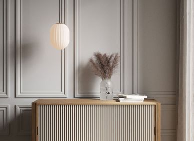 Console table - Pleat Cabinet - NORDIC TALES