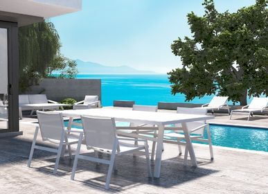 Dining Tables - PULVIS / Dining table - 10DEKA OUTDOOR FURNITURE