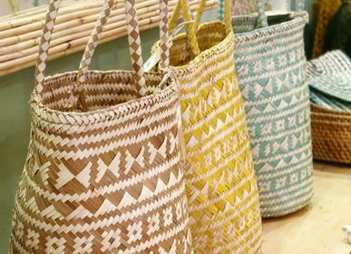Bags and totes - Borneo Bags - MAHE HOMEWARE