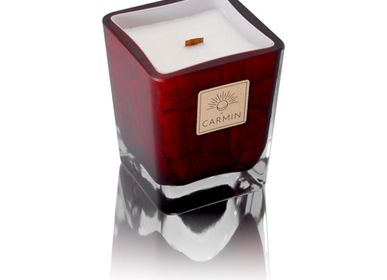 Candles - L'intemporelle Scented Candle - Small - CARMIN