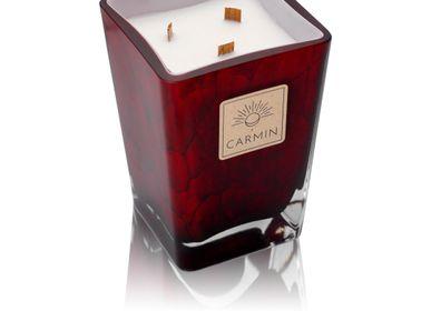 Bougies - Bougie parfumée - L'Intemporelle - Moyenne - CARMIN