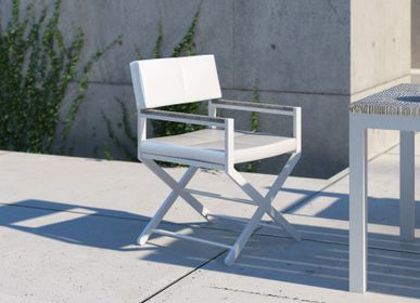 Lawn armchairs - ULTRA/ Dining armchair - 10DEKA OUTDOOR FURNITURE