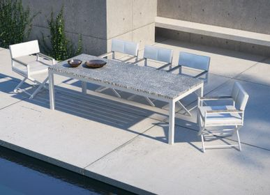 Outdoor space equipment - ULTRA/ Dining table - 10DEKA OUTDOOR FURNITURE