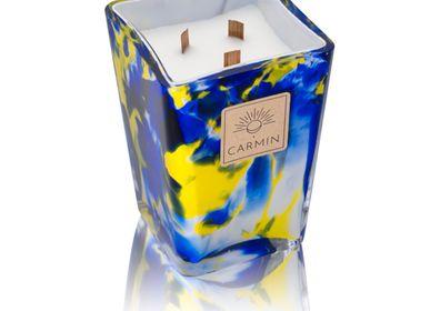 Bougies - Bougie parfumée - la Riviera - Moyenne - CARMIN