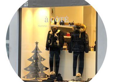 Guirlandes et boules de Noël - SAPIN DE NOËL H1,50m - LP DESIGN