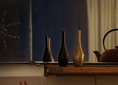 Vases - Sorori brass flower vase Mini - NOUSAKU