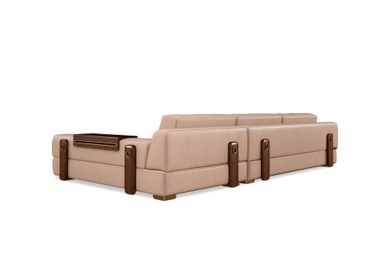 sofas - Canyon Sofa  - PORUS STUDIO