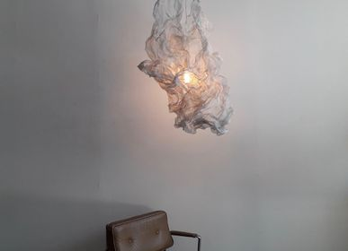 Hanging lights - Light sculpture Cassiopeia - CLAIRE MAZUREL