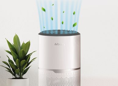 Other smart objects - AIR PURIFIER - DETOXIMIX