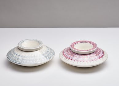 Ceramic - Ceramic handmade ashtrays - POTERIE SERGHINI