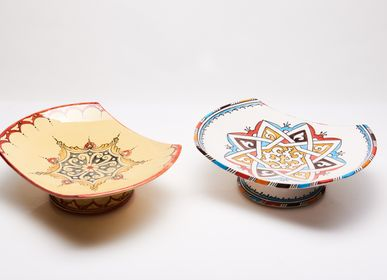 Decorative objects - Ceramic handmade cups - POTERIE SERGHINI