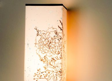 Table lamps - Evening Flower Lamp 02 - ATELIER TAMBONE
