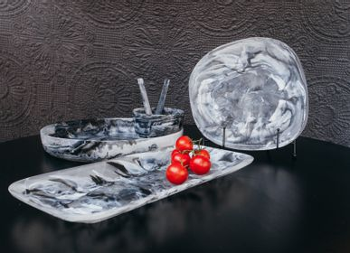 Platter, bowls - Everyday_Medium bowl_ Black - NASHI HOME