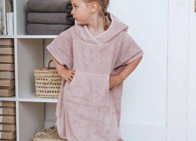 Bain pour enfant - Peignoir, Poncho et Cape de bain bébé et enfant en coton biologique - KIKADU